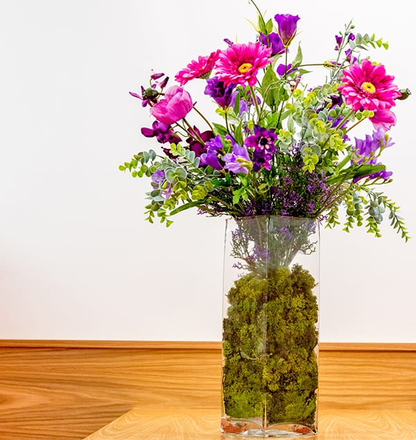 Artificial Floral Display